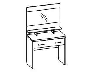 Купить стол Santan Луна ТС-1201