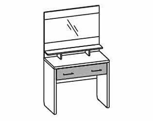 Купить стол Santan Луна ТС-1202