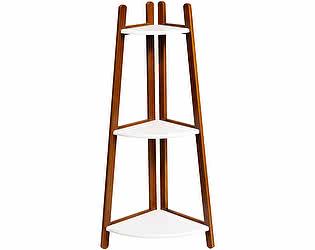 Купить стеллаж Калифорния мебель Этажерка Винкель