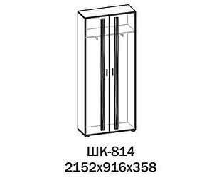 Купить шкаф Santan Лотос ШК-814