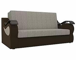 Купить диван Мебелико Меркурий корфу 02 микровельвет коричневый