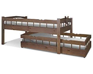 Купить кровать ВМК-Шале Крузенштерн