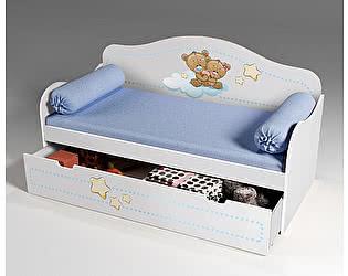 Купить кровать Фанки Кидз Мишки Тедди низкая, арт.40023
