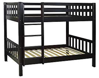 Купить кровать Мебель Холдинг Ладушка 2х ярусная
