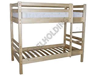 Купить кровать Мебель Холдинг Ладушка-1 2х ярусная