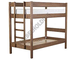 Купить кровать Мебель Холдинг Дуэт-3 2х ярусная
