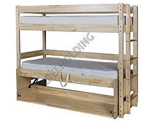 Купить кровать Мебель Холдинг трансформер Знайка Эко