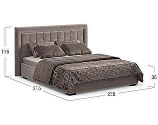 Купить кровать Moon Trade Moon 1002а, 200х200