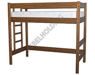 Купить кровать Мебель Холдинг чердак Ярус (эмаль белая)