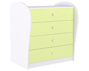 Купить комод Орма-мебель Соната Junior 4 ящика