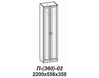 Купить шкаф Santan Элит-П-(360)-02