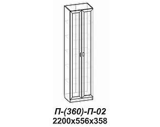 Купить шкаф Santan Элит-П-(360)-П-02