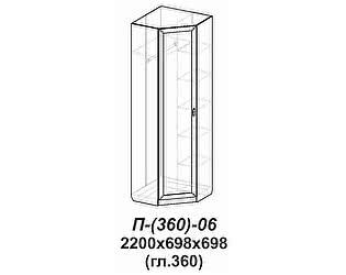 Купить шкаф Santan Элит-П-(360)-06