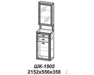 Купить шкаф Santan Эйми ШК-1905