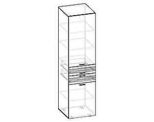 Купить шкаф Santan Лотос ШК-804