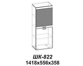Купить шкаф Santan Лотос ШК-822