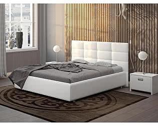 Купить кровать Орма-мебель Como 8 (экокожа)