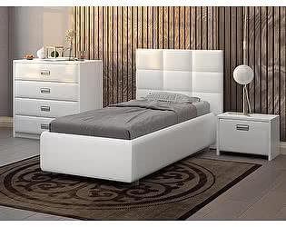 Купить кровать Орма-мебель Veda 8 (экокожа цвета люкс)