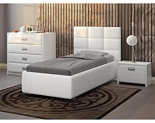 Купить кровать Орма-мебель Veda 8 (ткань бентлей)