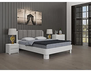 Купить кровать Орма-мебель Wood Home 2