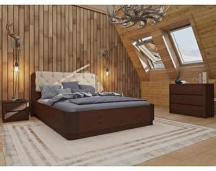 Купить кровать Орма-мебель Wood Home 1 с подъемным механизмом