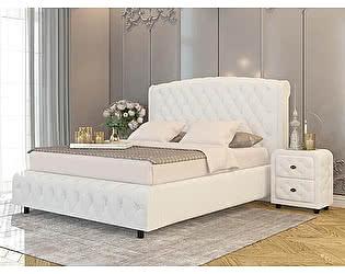 Купить кровать Орма-мебель Salvatore Grand (экокожа цвета люкс)