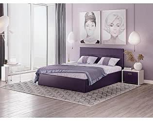 Купить кровать Орма-мебель Alba (экокожа цвета люкс)