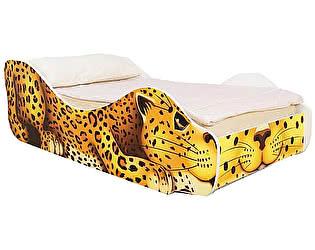 Купить кровать Бельмарко Леопард Пятныш