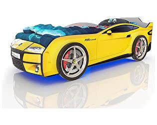 Купить кровать Romack Kiddy Желтая