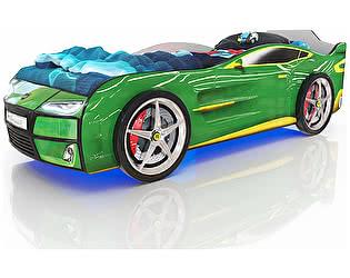 Купить кровать Romack Kiddy Зеленая