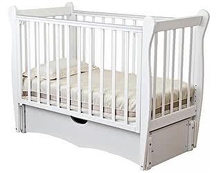 Купить кровать Можга Красная Звезда Сибирочка (С778)