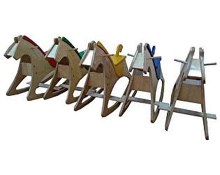 Купить стул Можга Красная Звезда Лошадка Р342