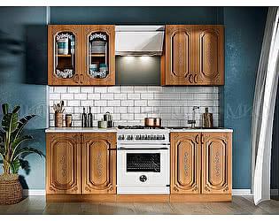 Купить кухню Миф Лиза-2 МДФ 1600 Ольха