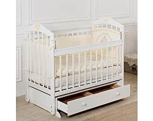 Купить кровать Incanto Pali с ящиком (поперечный маятник)