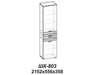 Купить шкаф Santan Лотос ШК-803