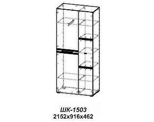 Купить шкаф Santan Панна-Котта ШК-1503
