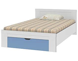Купить кровать Формула Мебели Дельта 19.2 Сильвер