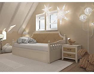 Купить кровать Орма-мебель Richard-софа