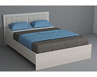 Купить кровать Диал Кровать Диал Кэт-6 Кантри без основания, мягкое изголовье (140)