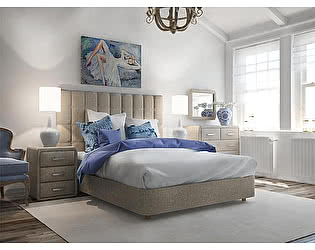 Купить кровать Орма-мебель York с основанием Raibox