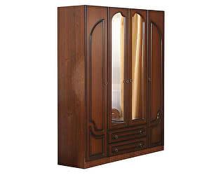 Купить шкаф Диал Шкаф Кэт-2 Эвита 4 створки с ящиками