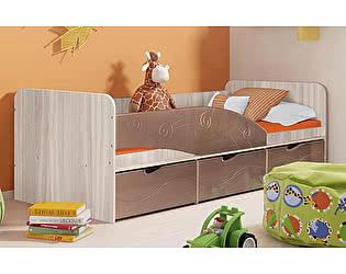 Купить кровать Диал Кровать Бриз-3 (МДФ)