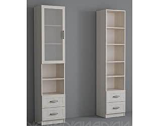 Купить шкаф Диал Пенал Колибри со стеклом