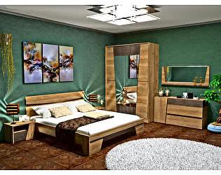 Спальня СБК Стреза (Комплект 3)