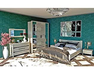 Спальня СБК Мале (Комплект 2)