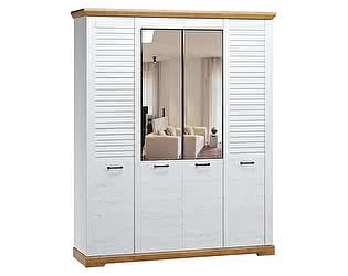 Купить шкаф СБК Кантри 4-х дверный