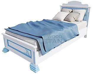 Купить кровать Aletan Wood (IC102)