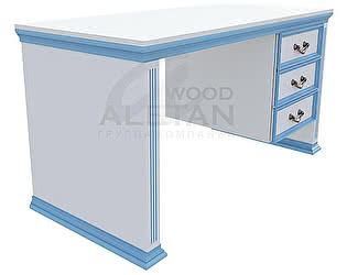 Купить стол Aletan Wood письменный (IC601)