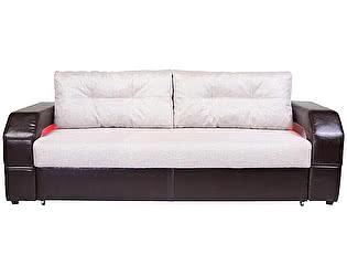 Купить диван FotoDivan Манчестер с подсветкой еврокнижка