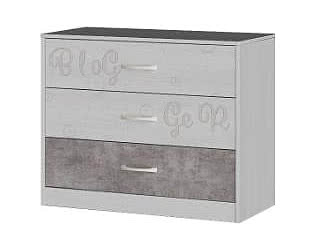 Купить комод ЭТО мебель Блогер ПМ-232.14 исп.1